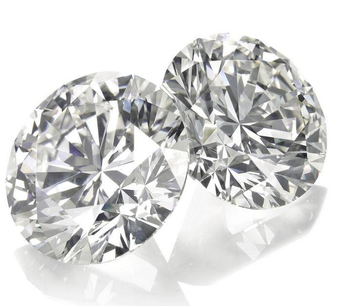 Алмазы добывают на всех континентах